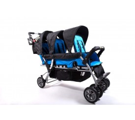 Stroller 3 places