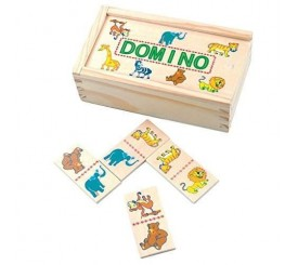 "Domino enfant ""Mini Zoo"""