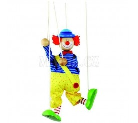 Marionnette Clown |  85210  | Boutique Nounou