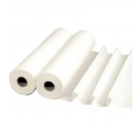 Drap de protection pour le change - lot de 6 rouleaux |  Dp01x6